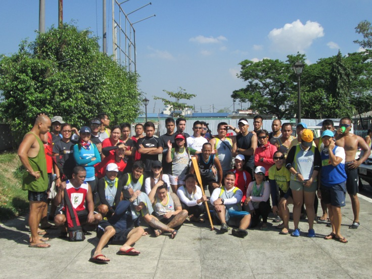 Maharlika Drakon Dragon Boat Team. Strong!