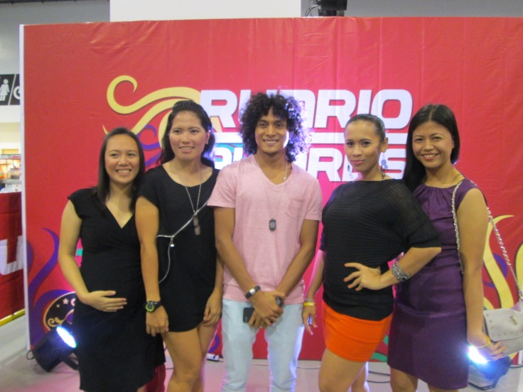 Team Soleus Fabulous with Coach Rio!