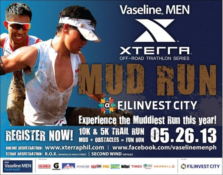 Vaseline Men_Get ready for the muddiest and toughest_photo