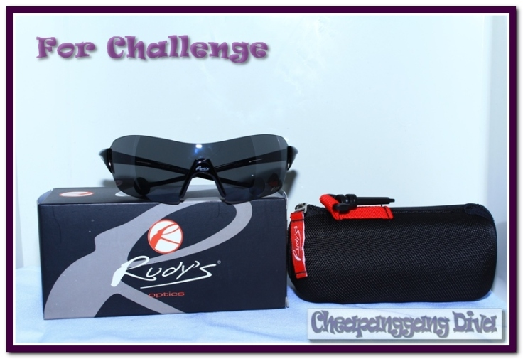 RP Shades for Challenge Ride