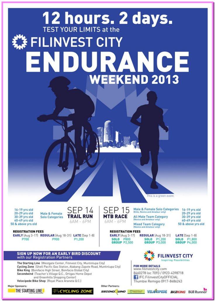 Endurance-Weekend-2013-Poster1