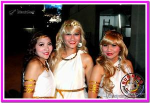 Tres Marias Venus, Abby and Pinky