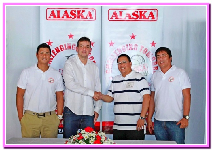 Alaska Basketball Cup-Cebu