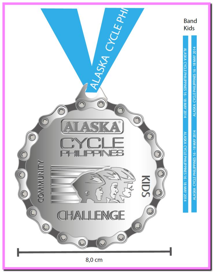 ACP Kids medal