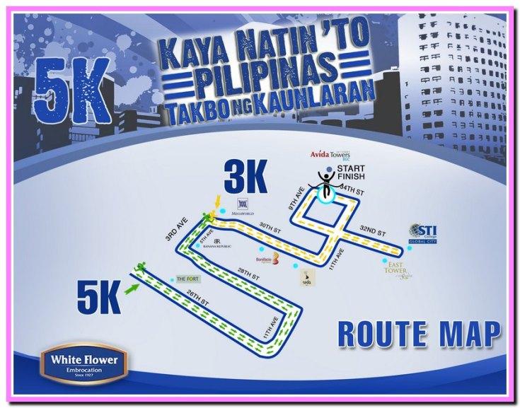 map(5k)