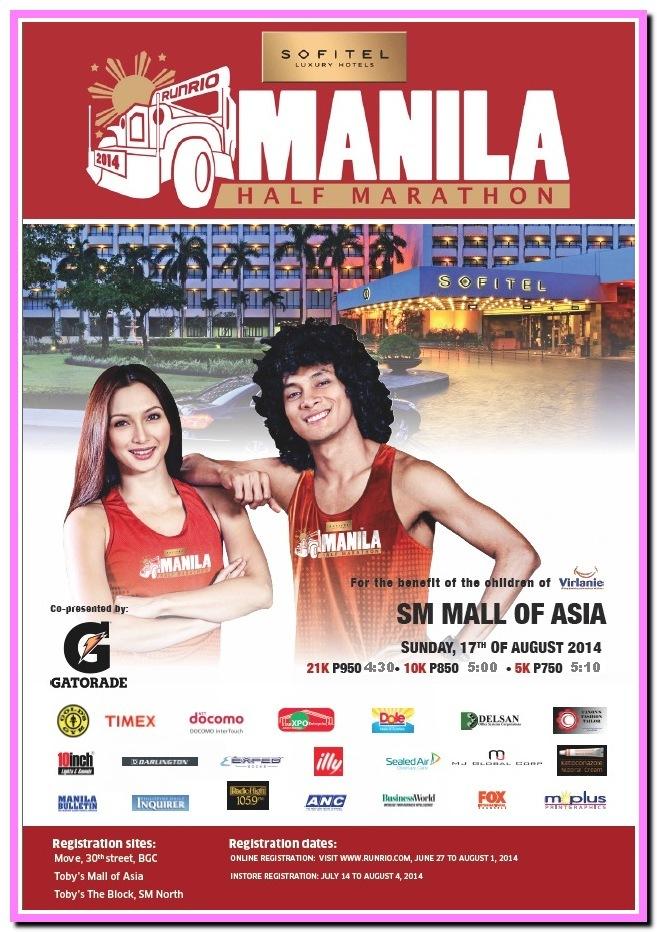 Manila Half MarathonRV