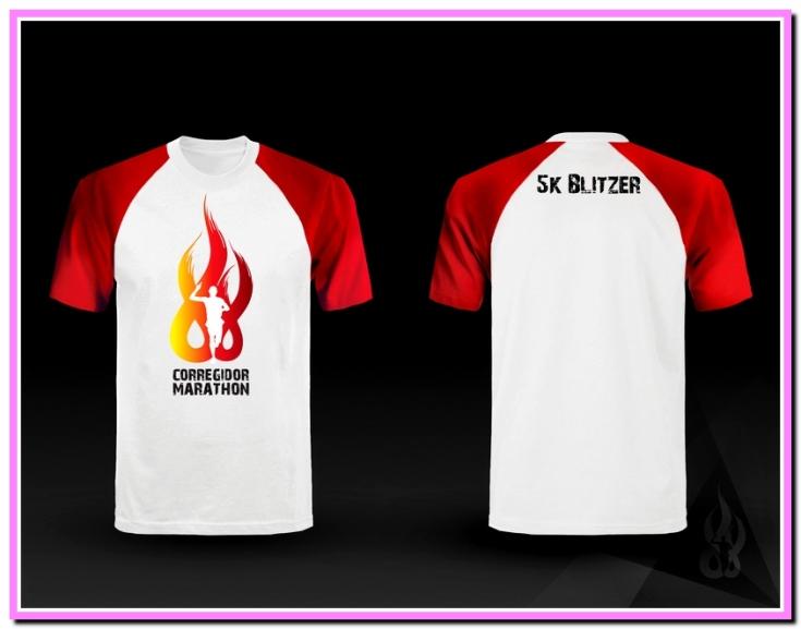 2nd CM race shirt 5K Blitz1