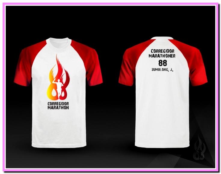 2nd CM race shirt Marathon1