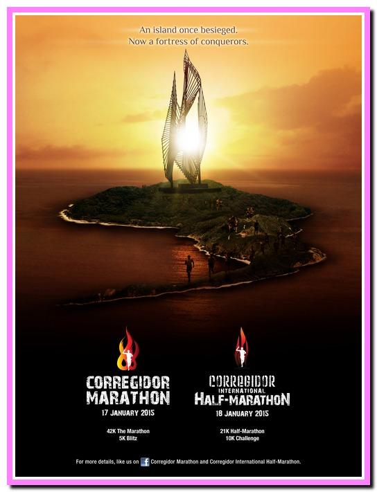 Run Corregidor poster1