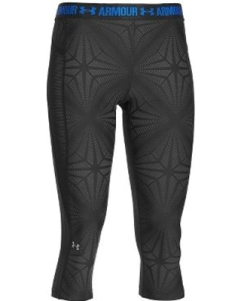 UA Women CoolSwitch Capri Tights