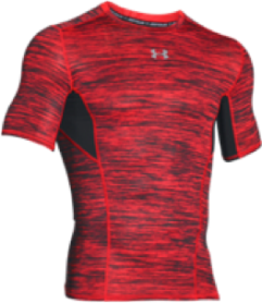 UA CoolSwitch Compression shirt