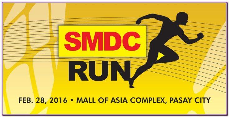 SMDC RUN Banner