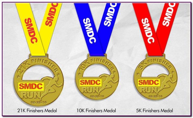 SMDC RUN MEDALS1